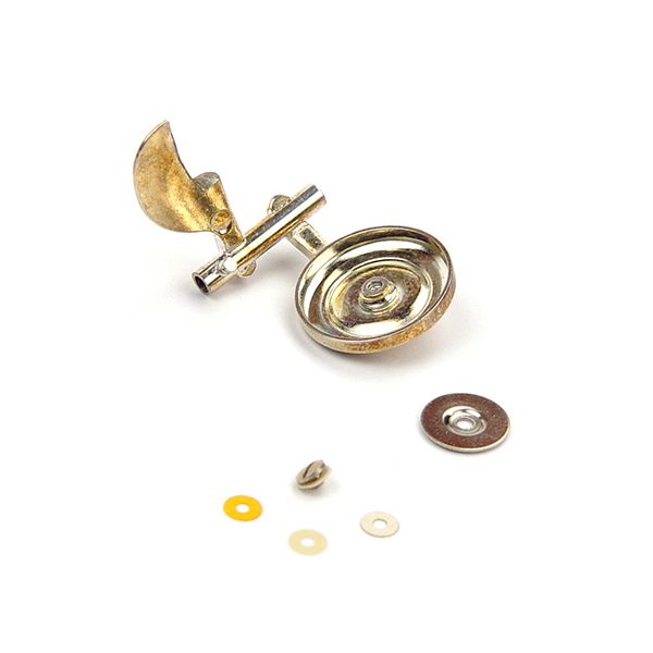 012 flute pad screw paper washer 25