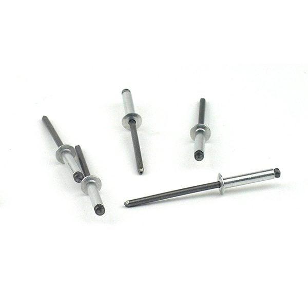 18x 12 standard pop rivets 100