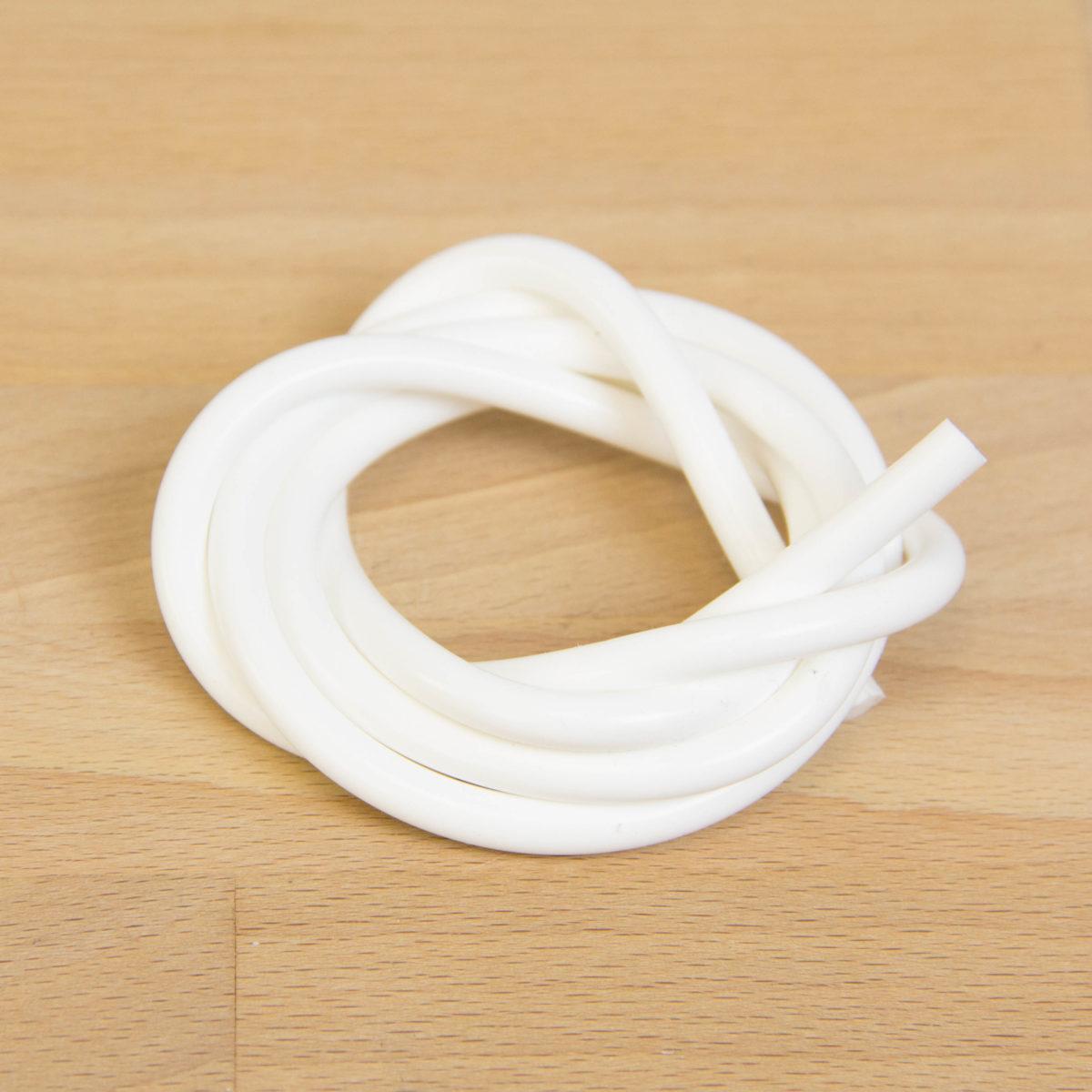 Silicone Cord White
