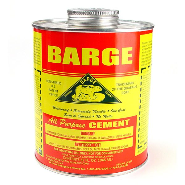 barge cement qt can