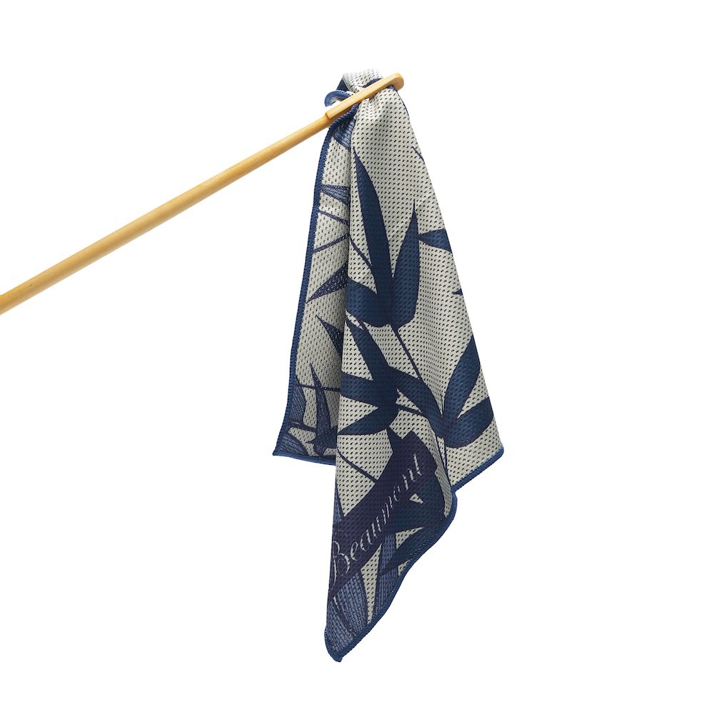 beaumont 2525 bamboo flute swab indigo shoots 1