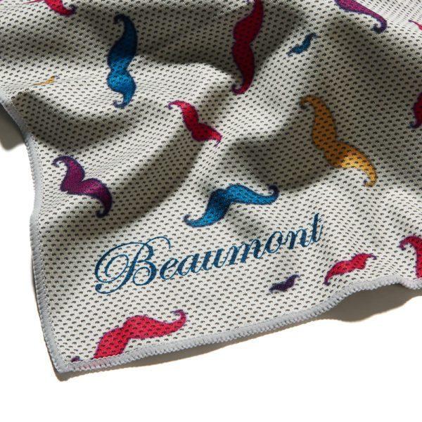 beaumont 2525 bamboo flute swab moustache pop