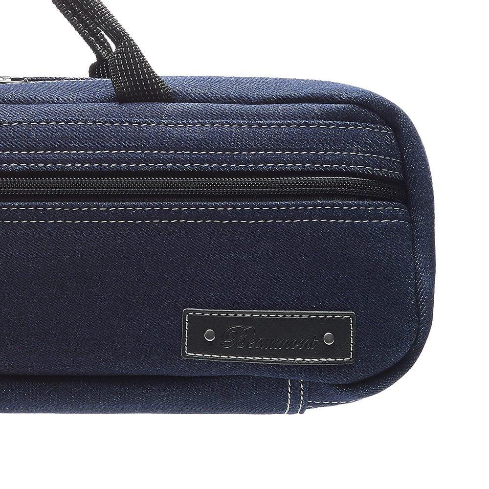 beaumont c foot flute bagcarry case 1