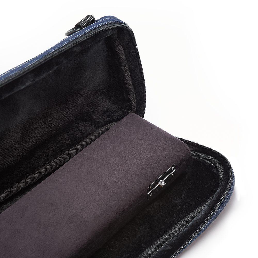 beaumont c foot flute bagcarry case 2