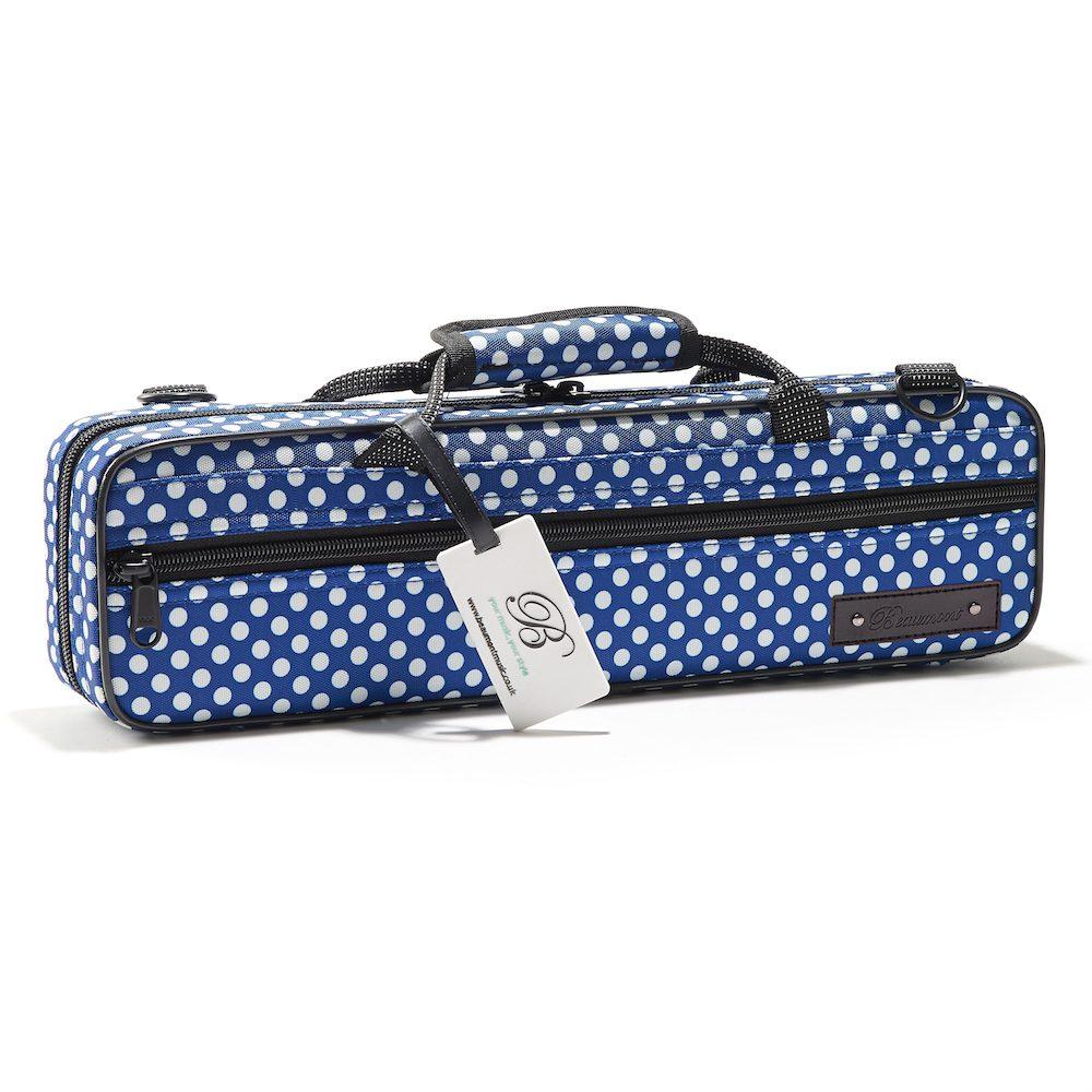 beaumont c foot flute box case