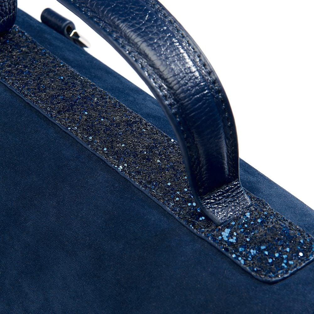 beaumont flutepiccolo leather handbag la parisienne navy 8