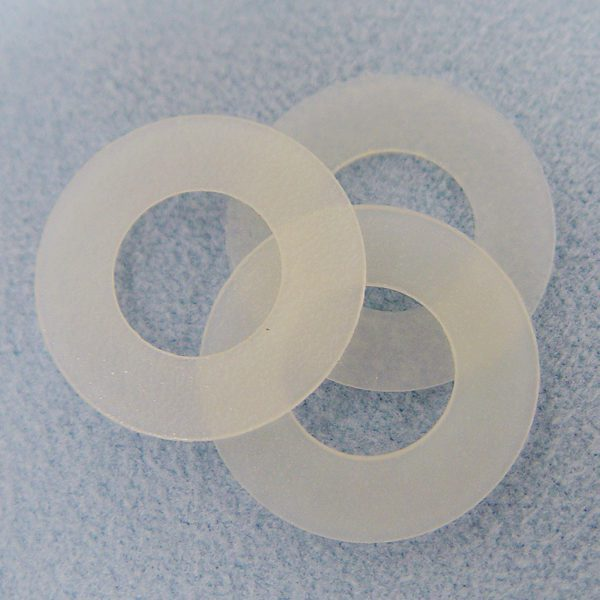 bedding adhesive washer very thin 25 pk