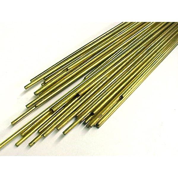 brace connection rods 14x1 12 brass