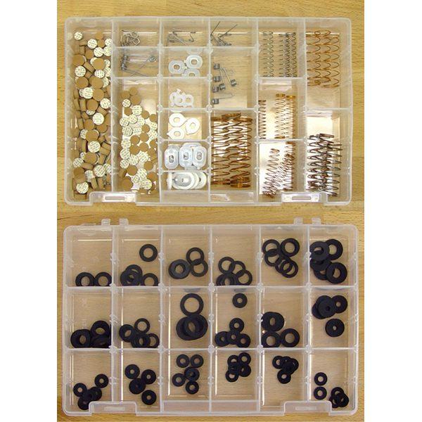brass supply assortment
