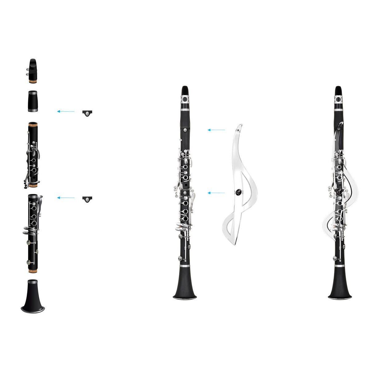 classical fingers clarinet 2