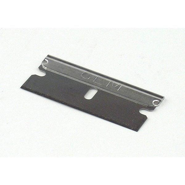 coated razor blades box 100