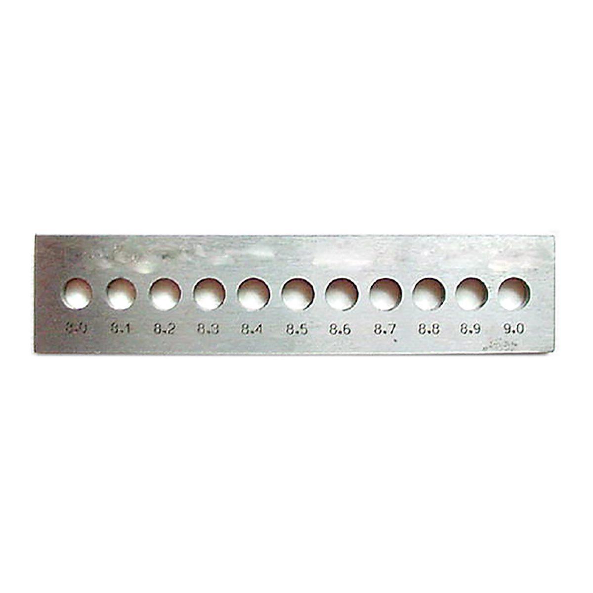 flute grommet plate