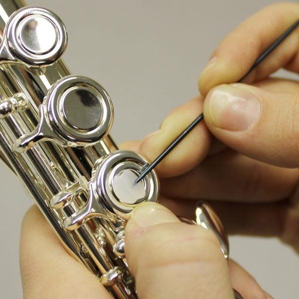 french open hole flute plug med set 6