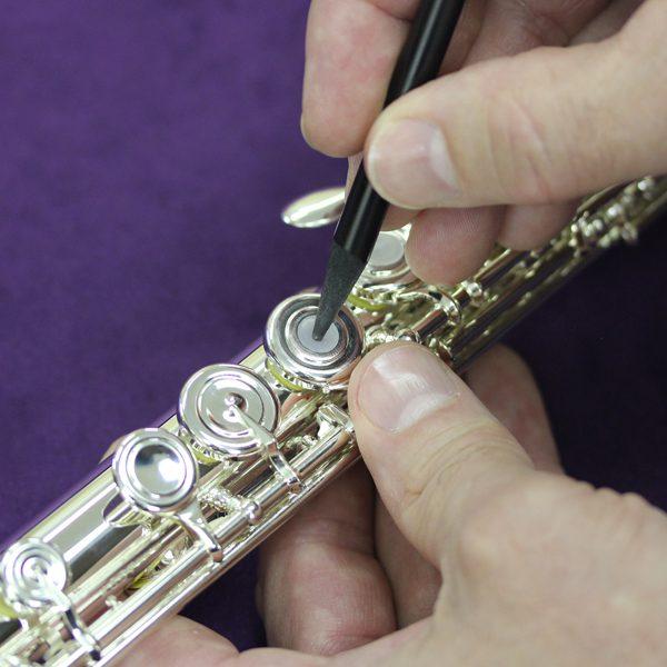 french open hole flute plug med set 7