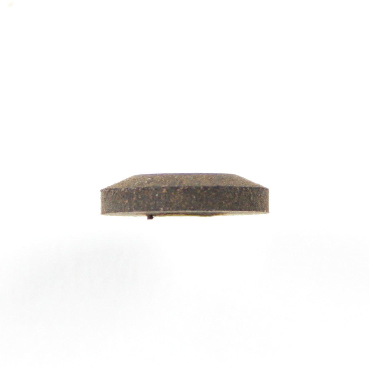 hard rubber clarinet tone hole insert od 436 id 205 3