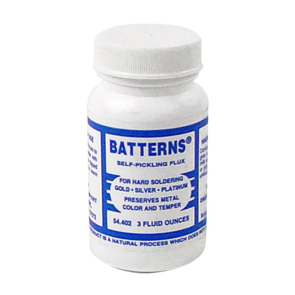 hard solder batterns flux 3 oz