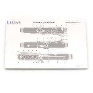 jls clarinet screw board