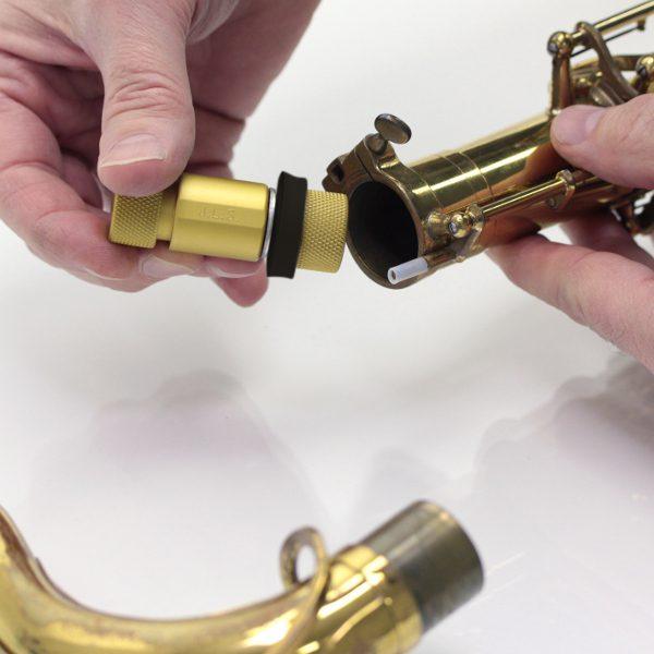 jls sax neck leak isolator tenor 9