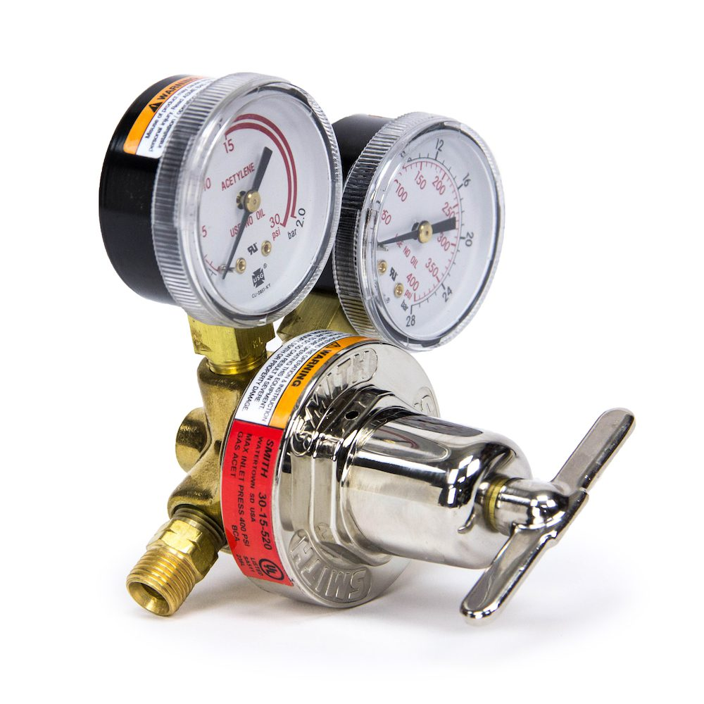 little torch acetylene type b regulator 1