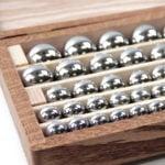 mdrs ball set b 8 solid chrome steel wcase
