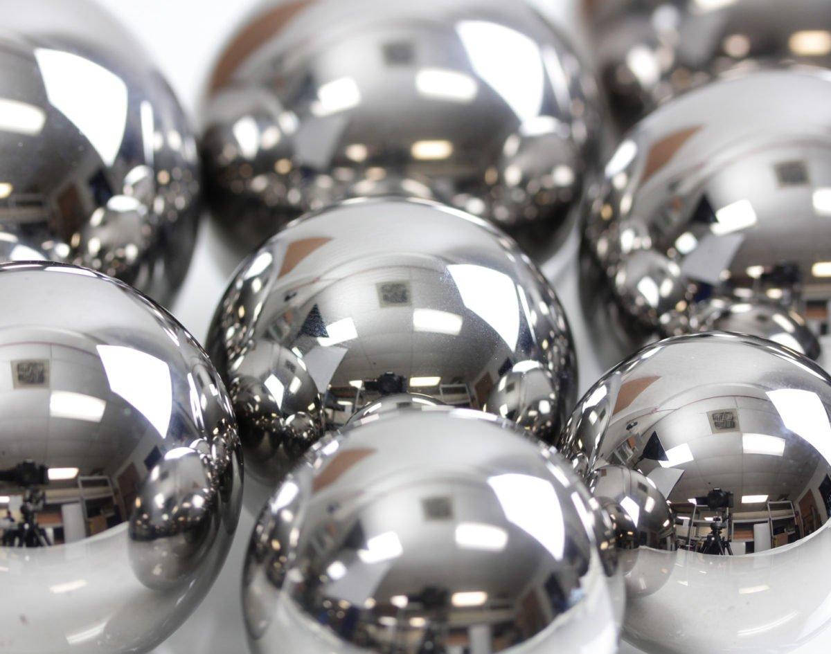 mdrs ball set b 8 solid chrome steel wcase 5