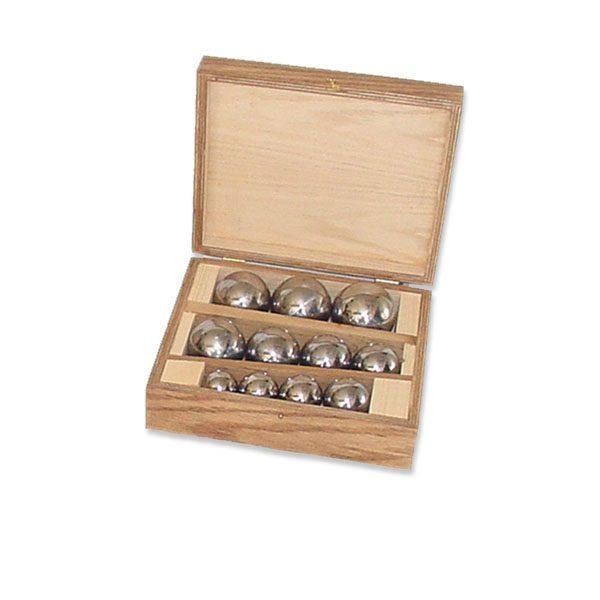 mdrs bc ball set oak organizer box