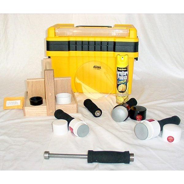 mdrs technicians n52 shop set up