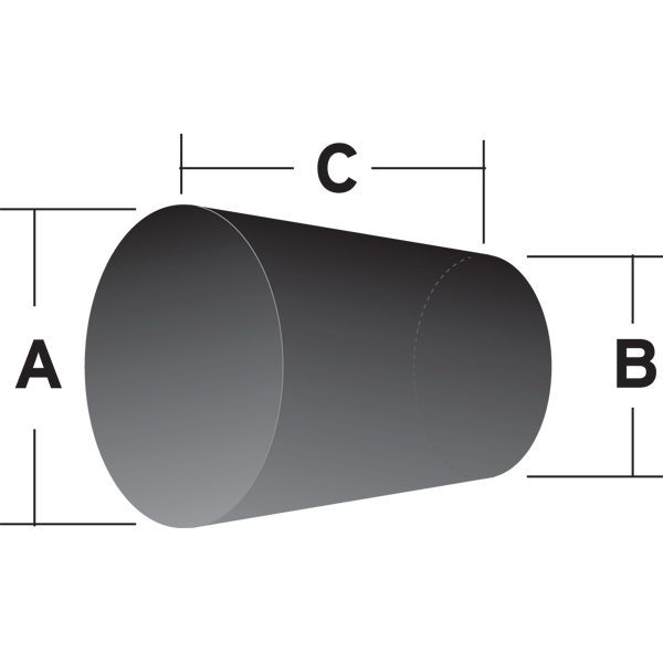 plug bung 375 x 250 x 750