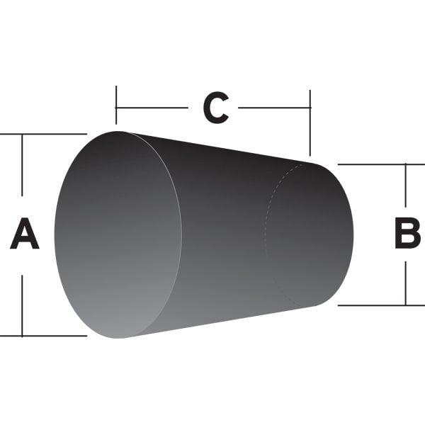 plug bung 8 solid
