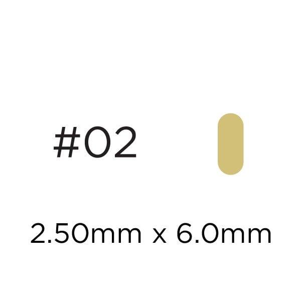 precut shape 2