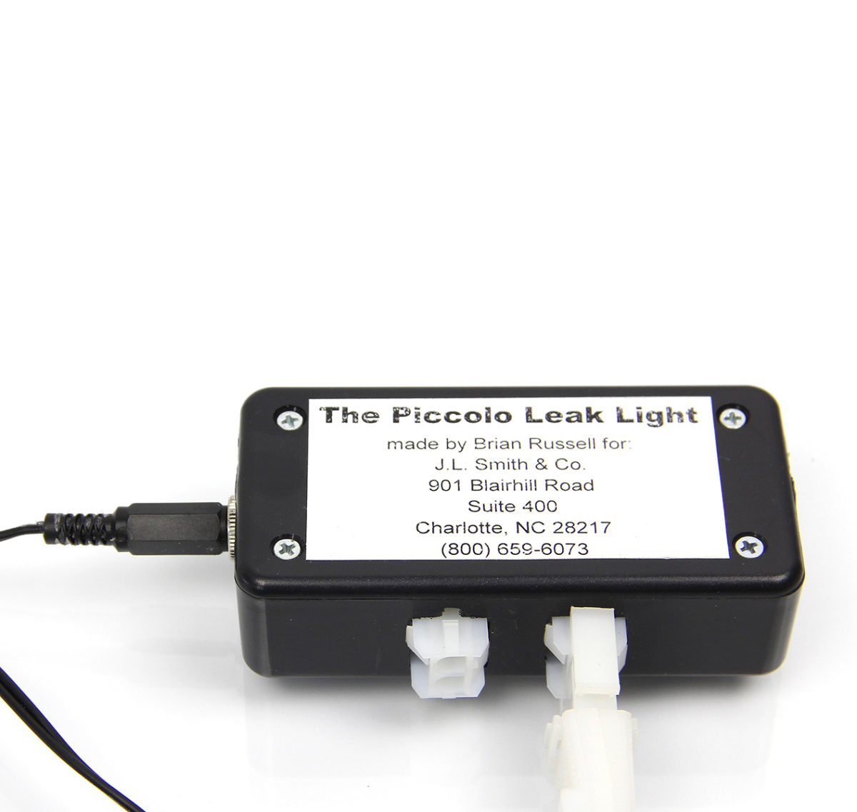 russell leak light power pack 3