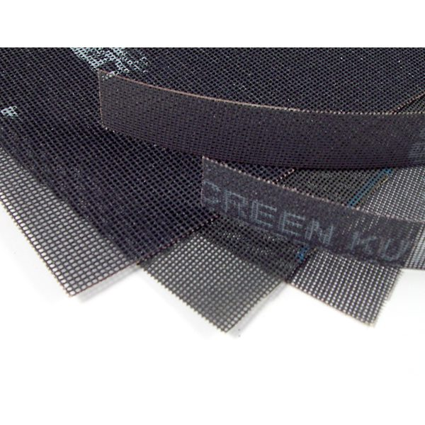 sand screen silicon carbide 320 grit