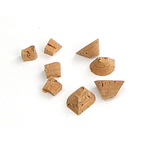 shaped flute key corks