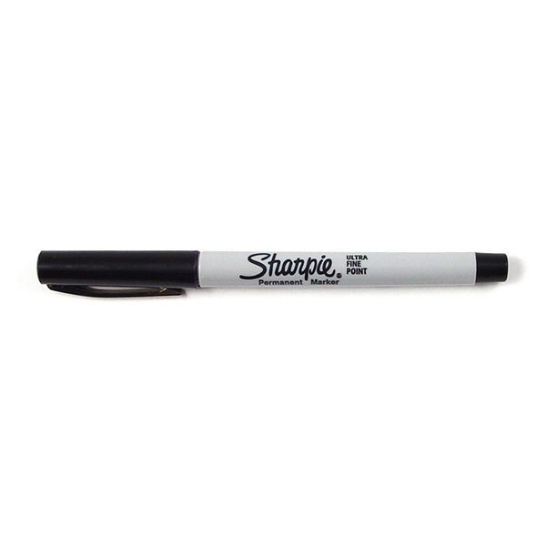 sharpie ultra fine black