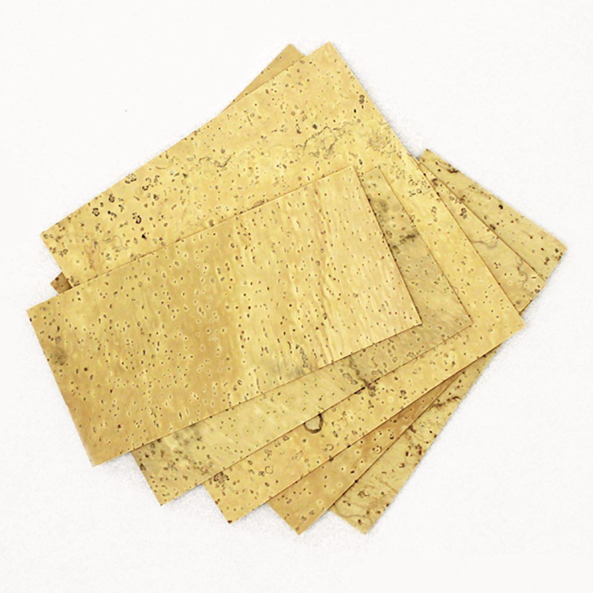 sheet cork assortment