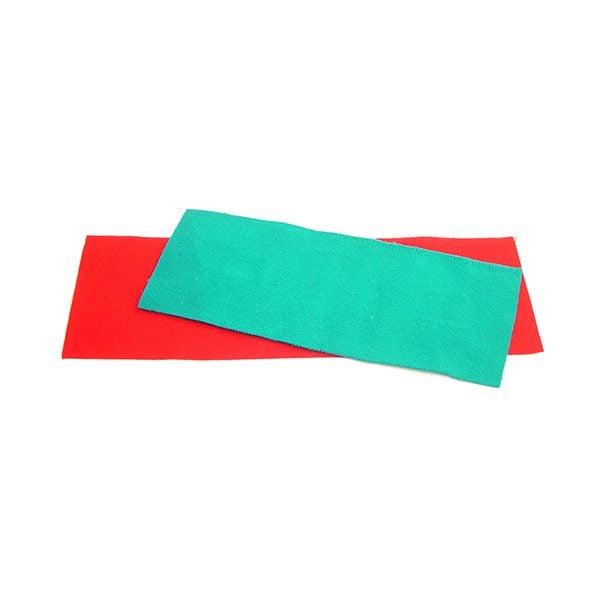 sheet felt 132 4 x 12 green