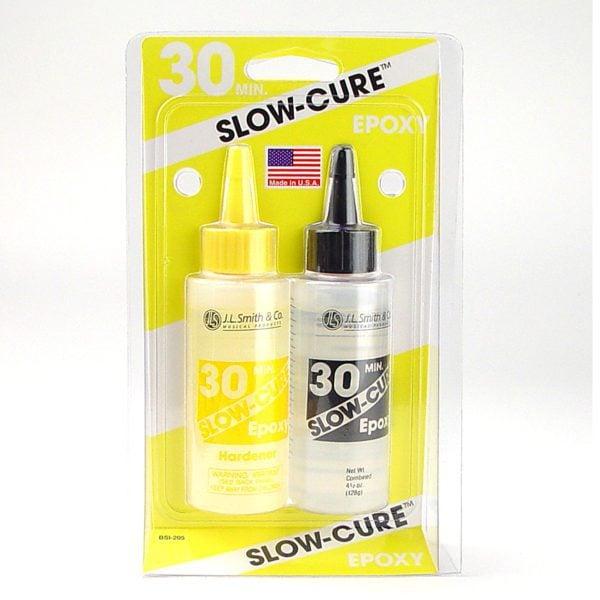slow cure 30 minute epoxy 4 5 oz