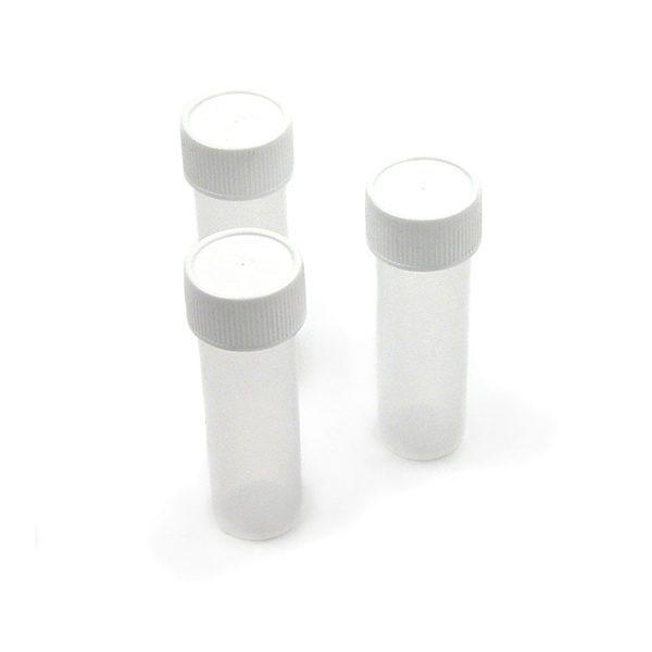 storage vials 57 5mm x16mm