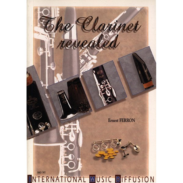 the clarinet revealed