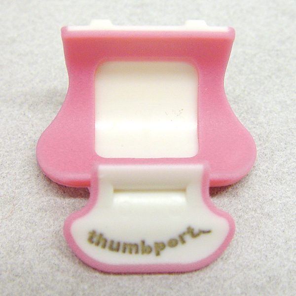 thumbport pink
