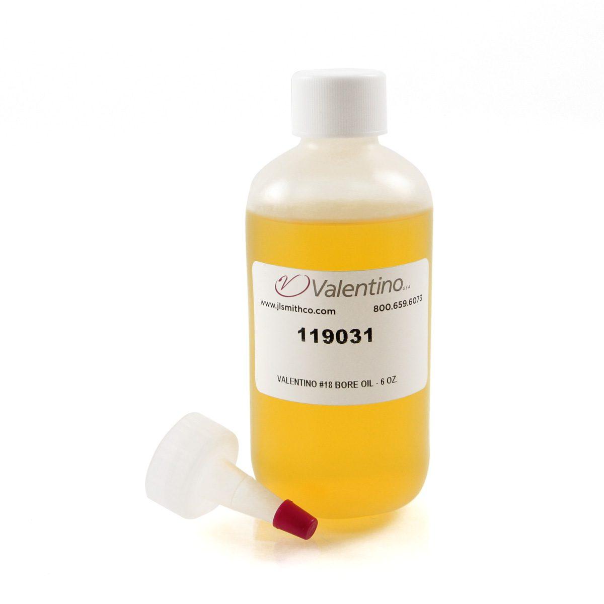 valentino 18 bore oil 6 oz shop size 1