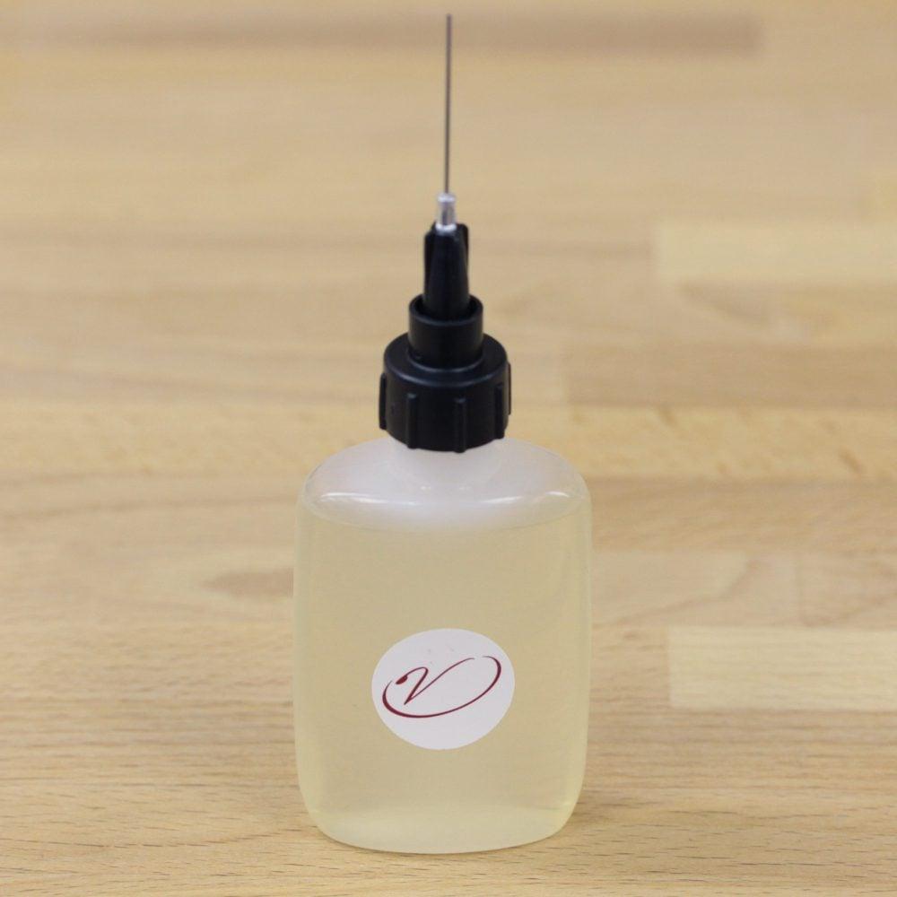 valentino 7 medium bench oil 34 oz needle oiler