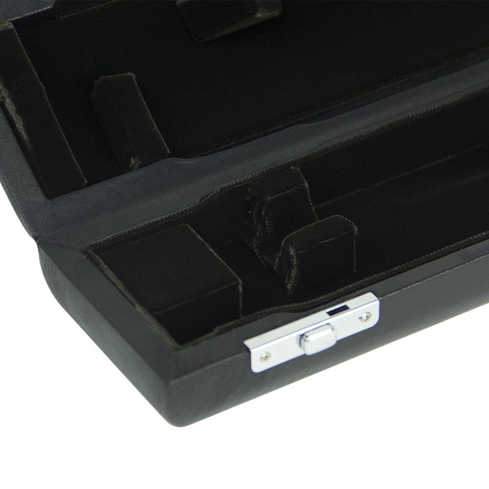 valentino flute case leather 3