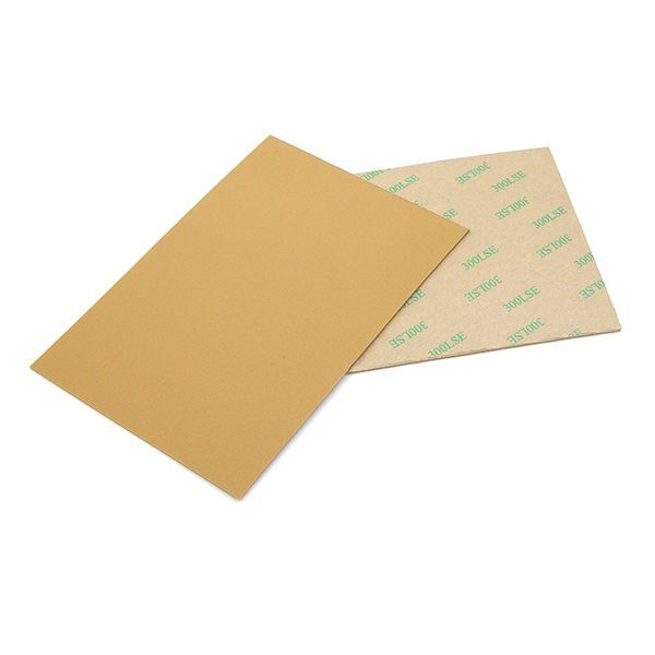valentino solid tan sheet adhesive 116