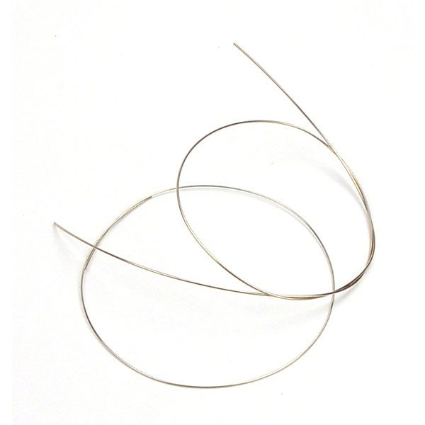 white gold spring wire