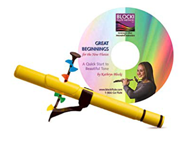 pneumo pro flute teaching aid with dvd