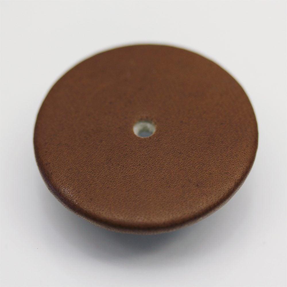valentino premium felt sax pad center hole in 17 5mm up