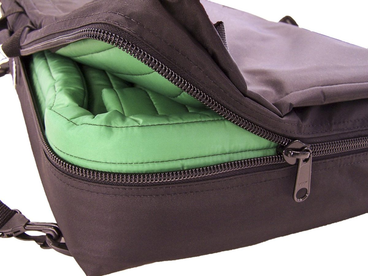 Altieri Bass Clarinet Gigbag Padding View BCB LE and BCGB LC