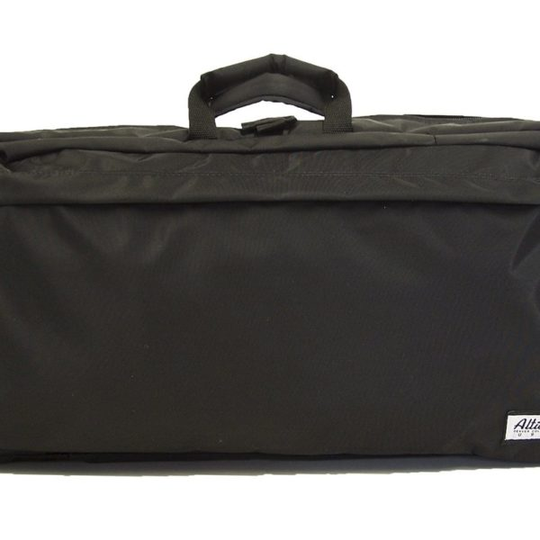 Altieri Clarinet Double Case with Double Pocket CLDP DB