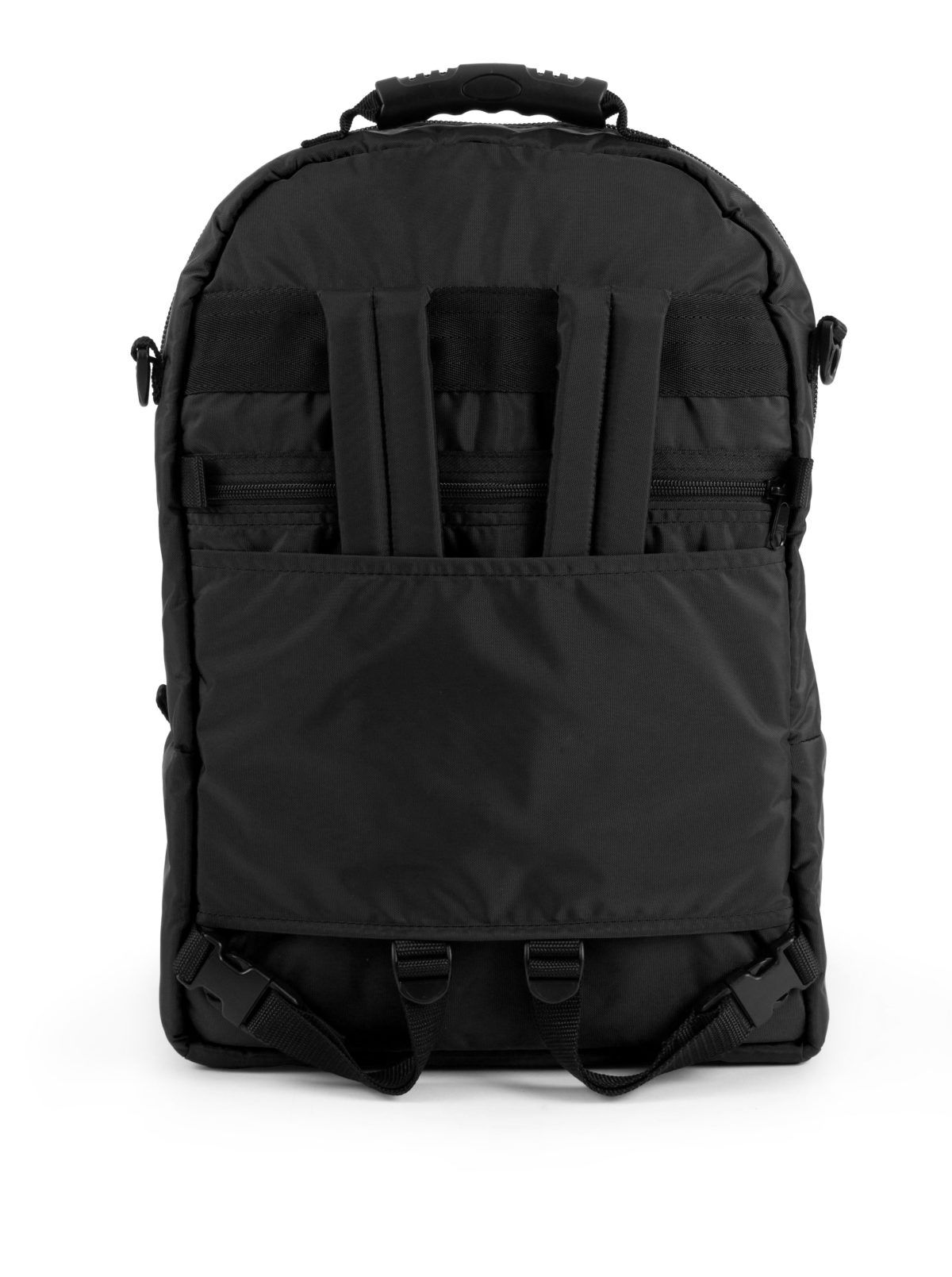 Altieri Clarinet and Laptop Backpack Back View CLBP 00